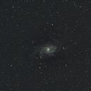 M33 first attempt // 480mm fl,                                Olli67