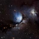 Messier 78 (M78) Queen of reflection nebulas,                                Péter Feltóti