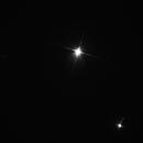 Vênus e Júpiter,                                Matheus Quiles