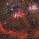 10 Panel Mosaic - Orion,                                Dennis Sprinkle