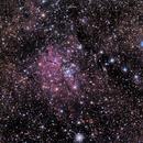 NGC 6820 & 6823,                                PJ Mahany