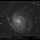 """M 101 """"Pinwheel Galaxy"""",                                SERGIT"""