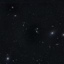 Markarian's Chain (M84, M86 and M87),                                Michael J. Mangieri
