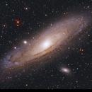 M31 Andromeda Galaxy,                                Young Joon Byun