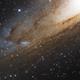 Messier 31,                                Kamil Fiedosiuk
