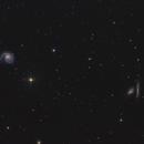 M99, NGC 4302, NGC 4298,                                Morris Yoder