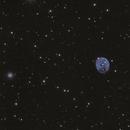 """NGC246 """"Skull Nebula"""" and NGC255,                                Giosi Amante"""