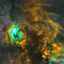 Diffuse Nebula around Deneb,                                KAN