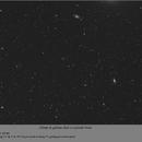 Messier 109 deep sky réduit,                                papilain