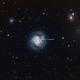 Messier 61 and Supernova,                                Matt Dieterich