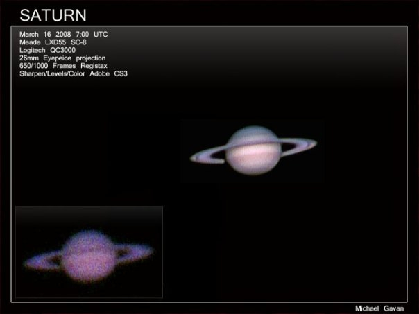 Early Saturn,                                LakeFX