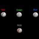 Mars with filters,                                DustSpeakers
