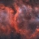 Soul Nebula IC1848,                                sydney