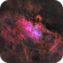 M16 - Eagle Nebula (re-edit),                                Dennis Sprinkle