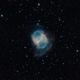 m27 (Dumbbell nebula),                                *philippe Gilberton