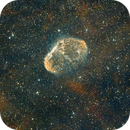 NGC6888 - Crescent nùNebula,                                Astrorin