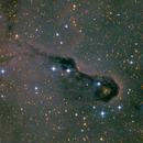 IC1396 L Ha RGB,                                Станция Албирео