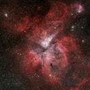 NGC 3372,                                Alberto Tomatis