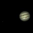 Júpiter e luas.,                                Marco Gobatto