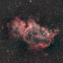 The Soul Nebula,                                bclary