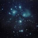 M45 Pleiades,                                Andy King