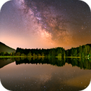 Austrian Lake Milky Way,                                Björn Hoffmann