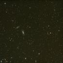 NGC 672 and IC 1727,                                Robin Clark - EAA imager