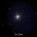 M2 Globular Cluster,                                John Gladden