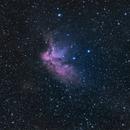 Wizard Nebula,                                Dan Vranic