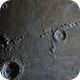 MOON - Copernicus • Eratosthene • Wallace • Sinus Aestuum • Mons Wolff • Stadius,                                Oleg Zaharciuc
