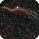 NGC6960 Witches Broom,                                George C. Lutch
