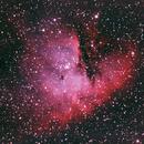 NGC-281 Pacman Nebula,                                Eddie Hunnell