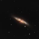 M82 Cigar Galaxy,                                Burk Young