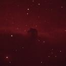 Horsehead Nebula in Ha,                                Michael Southam