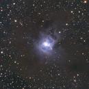 Iris Nebula, NGC 7023,                                Arne