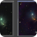 Helping out Chris with NGC1333 processing under heavy light pollution.,                                KuriousGeorge