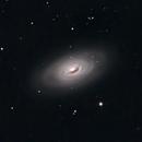 M64 - Black Eye galaxy,                                Richard Kelley