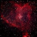 Heart Nebula,                                Stewart