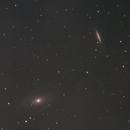 M81 and M82,                                Trym Kristiansen