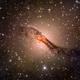 NGC 5128,                                Miles Zhou