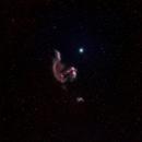 IC63 -Ghost in Cassiopea,                                Massimo Miniello