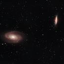Bodes Galaxy & Cigar Galaxy,                                stobiewankenobi