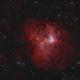 "NGC1491 aka Sh2-206 ""Fossil Footprint"",                                Rolf Dietrich"