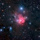 NGC 1579 - The Northern Trifid,                                Andrew Barton