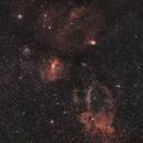NGC 7635 ,                                John Leader