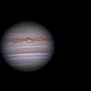Jupiter and Io with Celestron 6SE,                                Darren (DMach)