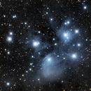 The Pleiades (M45),                                David Stephens