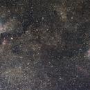Eagle and Omega Nebula,                                Andrew Klinger