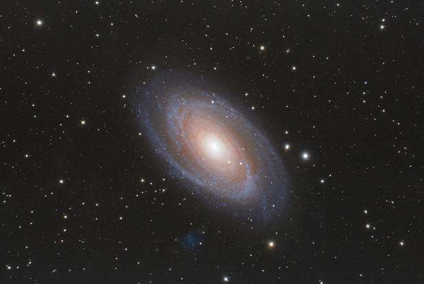 M81 and Holmberg IX,                                Poochpa