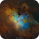 Messier 16 Eagle Nebula,                                Paweł Radomski